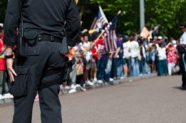Do you need an off-duty police officer? There are a few issues you might want to consider.
